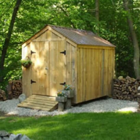 build  shed ramp sheds  home  easy
