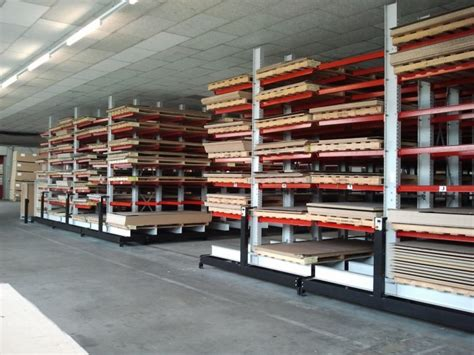 Its Racks Erform Modernized Its Warehouse With Ohra S Cantilever