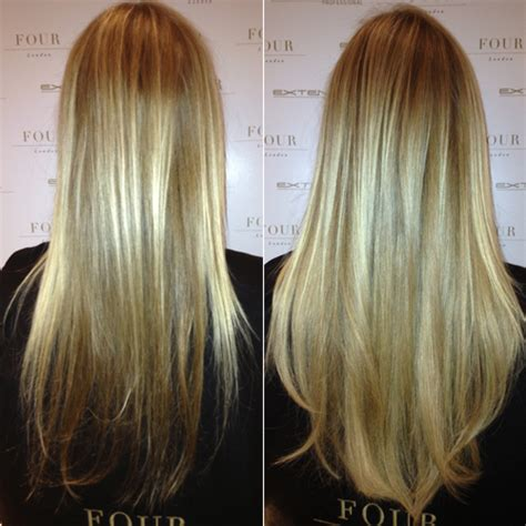 hair extensions hair care ehow extension professional damage free extensions