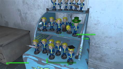 bobblehead collections fallout 4 bobblehead collection ps4