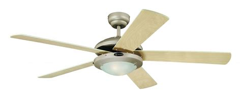 Ceiling Fan Westinghouse by Westinghouse Ceiling Fan Comet 132 Cm 52 Quot With Lighting