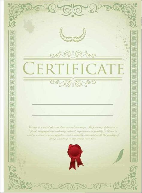 templates for certificates psd certificate templates psd certificate templates