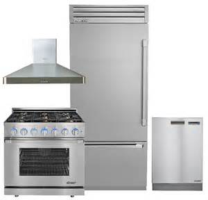 kitchen appliance packages dacor kitchen appliance packages dac4pcbfcdwm36gfisskit1