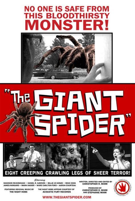 Mega Spider 2013 Film 1950 S Classic Horror Caign