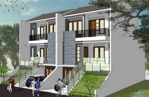 desain interior rumah luas 90 desain arsitektur rumah kopel tropis minimalis di cinere