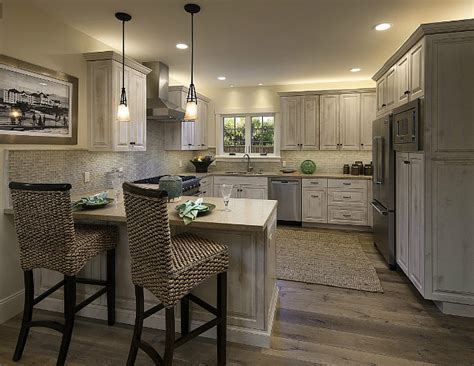 Kitchen Peninsula Designs Interior Design Ideas Home Bunch Interior Design Ideas