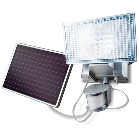 maxsa 100 led solar security light motion solar light