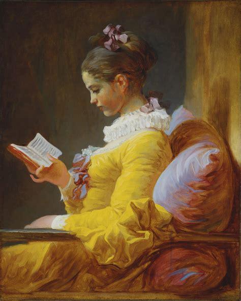 Reading L a reading jean honore fragonard biblioklept