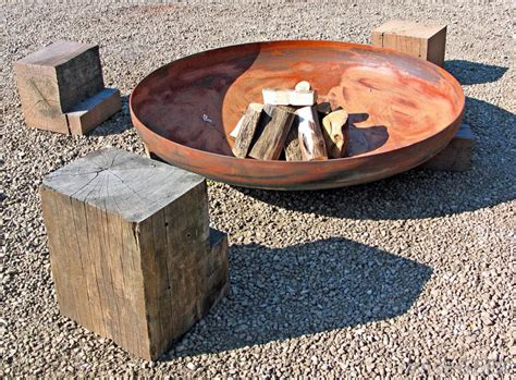Handmade Pits - metal pits pit design ideas