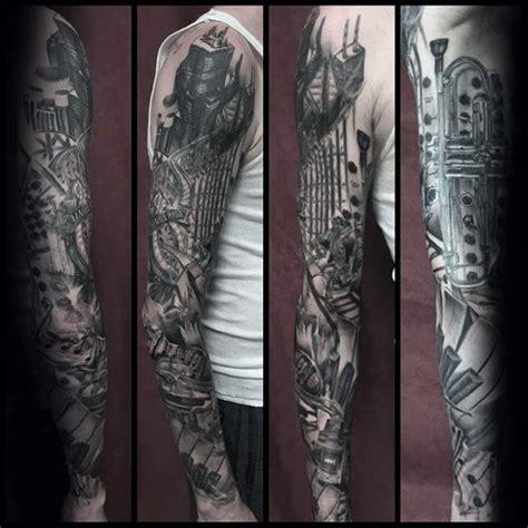 classy cool  sleeve tattoos ideas  designs