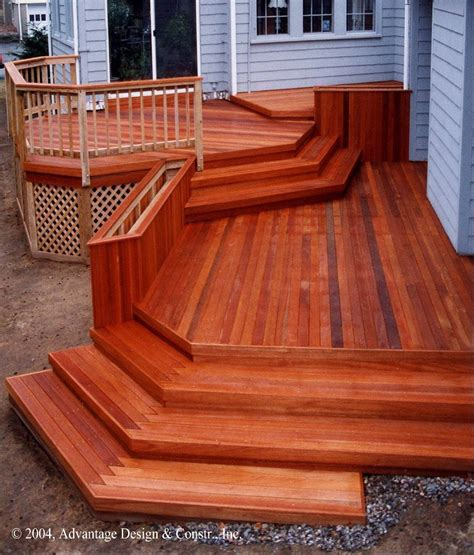 mahogany decking is mahogany expensive for your deck suburban boston decks and porches