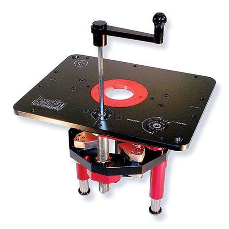 jessem router table jessem router lift mast r lift ii verysupercool tools