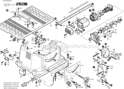 Skil 3400a Parts List And Diagram F01234004a