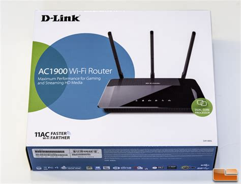 D Link Dir 880l Wireless Ac1900 Dual Band Gigabit Cloud Router 1 d link dir 880l wireless ac1900 dual band wifi gigabit router ebay