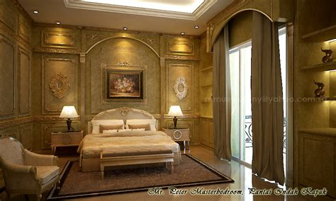 Classic Room by Fin Interior Classic Bedroom 1 By Sansamuel On Deviantart