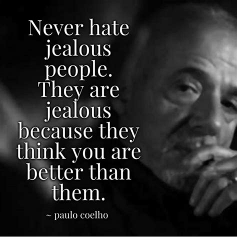 Why Is He Never Jealous by Paulo Coelho Memes Of 2017 On Sizzle Drugs