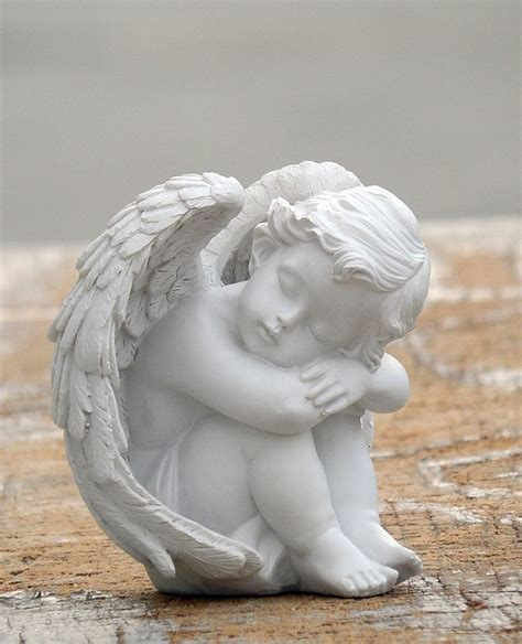 angels home decor beautiful angel figurines fairy love statues in baby