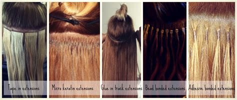 Different Types Of Hair Weaves by Different Extension Hair Type Hair Weave