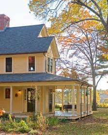 Farmhouse Porch by Lincoln Home Farmhouse Porch Boston By Sheldon