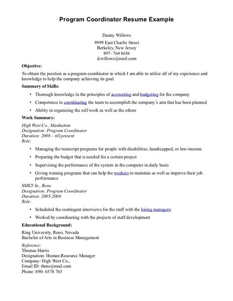 Resumes Exle by Exle Or Resume 28 Images Exle Resumes Engineering