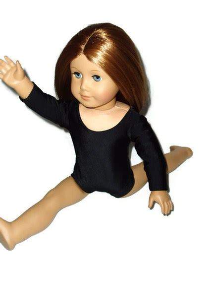 design a friend doll leotard dancewear leotards fits american girl dolls