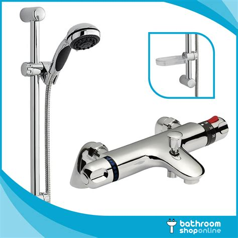 cheap bath mixer taps with shower thermostatic bath shower mixer tap deck or wall mounted