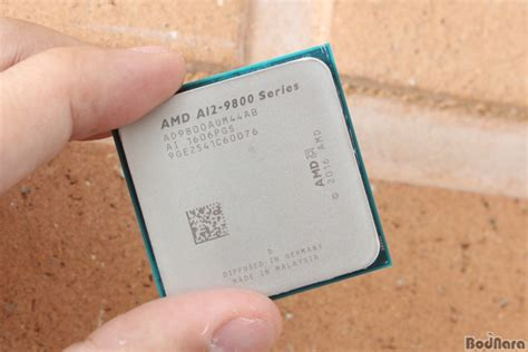 Amd Am4 Bristol 7th Amd Pro A10 9700 Apu amd bristol ridge a12 9800 apu performance tested on am4 platform