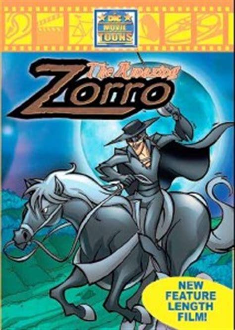 film cartoon zorro zorro television zorro productions inc