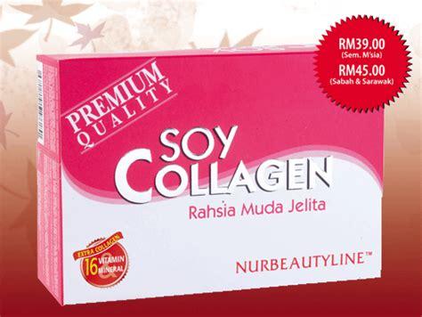 Collagen Nurbeautyline azz s house nurbeautyline soy collagen premium