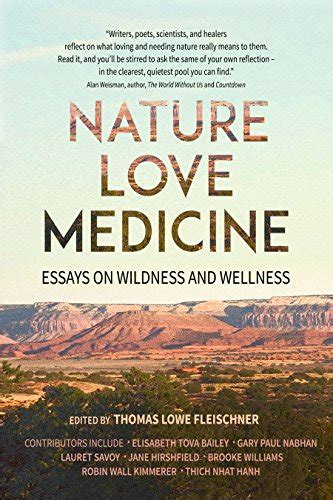 nature medicine essays on wildness and wellness