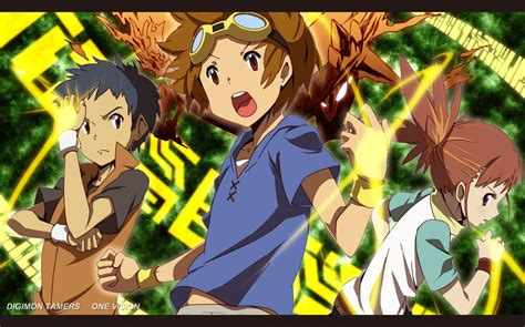 wallpaper android digimon digimon tamers wallpapers wallpaper cave