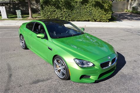 java green bmw java green 2014 bmw m6 coupe competition package