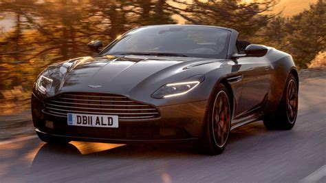 aston martin db volante aston martin db11 volante review top gear