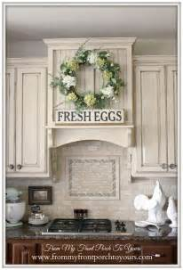 Kitchen Decorations For Above Cabinets by From My Front Porch To Yours 2 22 15 3 1 15
