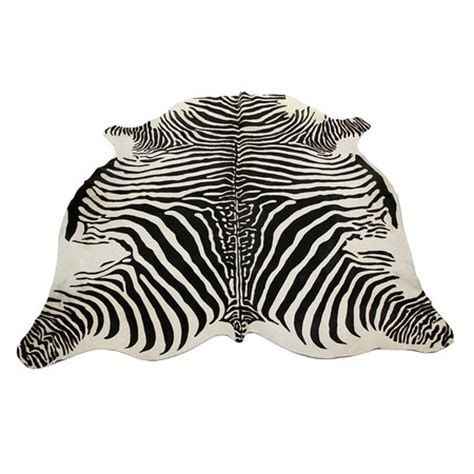 Black And White Zebra Cowhide Rug 301 Moved Permanently