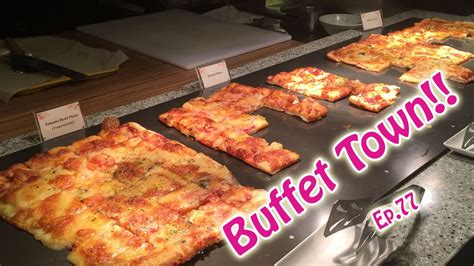 Buffet Town Raffles City Singapore Ep 77 Youtube Buffet City