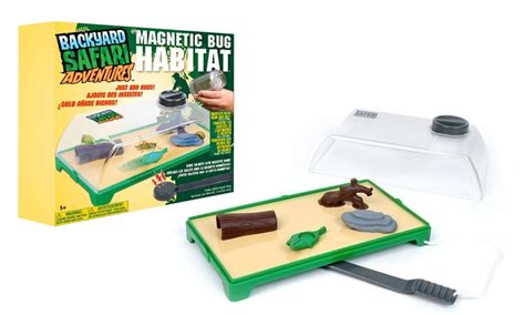 backyard safari bug habitat magnetic bug habitat groupon goods