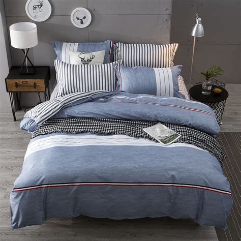 Bedding Sets Made In Usa Usa Russian Europe Size Bedding Set Bed Linens Sheet Set For Russia Gray 2 3pcs Duvet