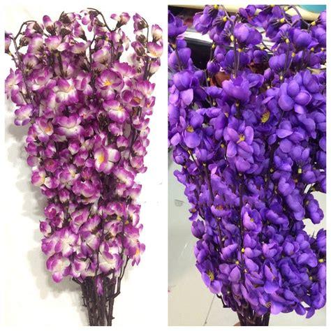 bunga sakura impor  harga terjangkau harga jualcom