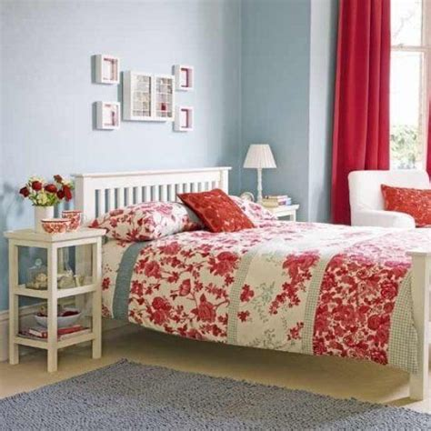 light blue and red bedroom light blue and red bedroom bedrooms pinterest