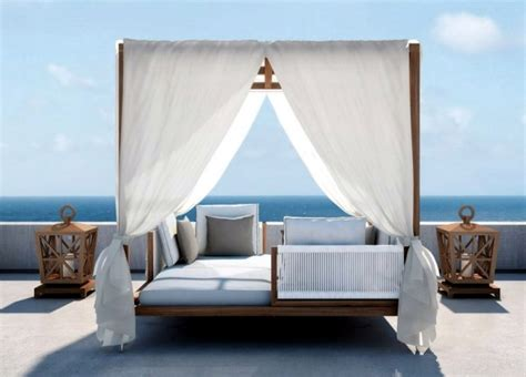 Gazebo Drapes Day Bed Design Ideas For Cozy Reading Corner In The House