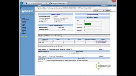 Juniper Firewall Srx220h2 juniper firewall and vpn series preview