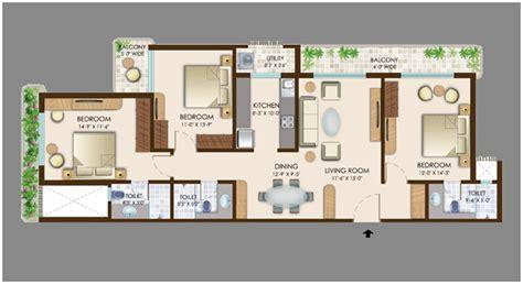 3bhk House Plans maharaja infra