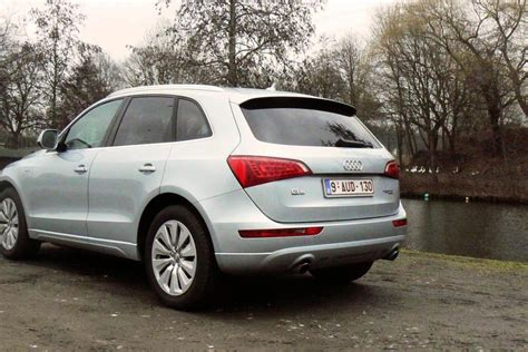 Audi Q5 Hybrid Test by Audi Q5 Hybrid Auto55 Be Tests