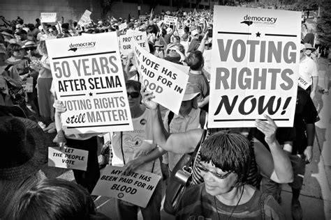 section 5 of voting rights act voting rights act 50th anniversary republicans and