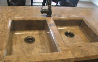 concrete countertops countertops and on
