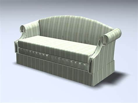 high back settee keoki 3d high back settee with arms high back settee sofa 3d model 3ds max autocad files free