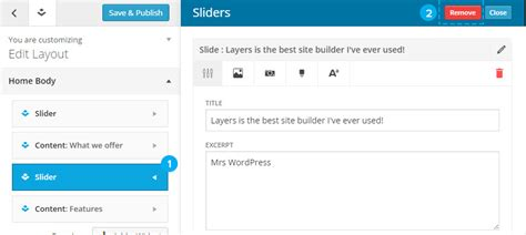 layout builder widget area 1 layers pages and builder widgets setup your page layouts