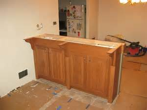 building a bar with kitchen cabinets build bar kitchen cabinets my favorite picture