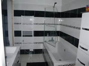 salle de bain blanc grise et id 233 es d 233 co salle de bain